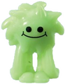 Flumpy figure scream green