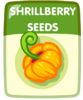 Shrillberry Seeds