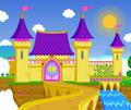 Princess Castle Style floor 1