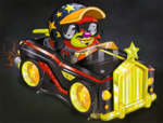Moshi Karts Mag Blingo Artwork