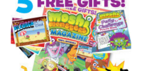 Moshi Monsters Magazine: Issue 19