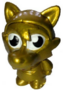 Yoyo figure gold