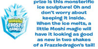 The Moshi Frosty Games
