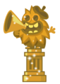 Golden Marty Movie Statue