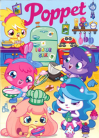 Poppet Magazine issue 6 cover front