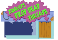 Zommer's Drop Dead Threads