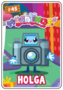 Collector card s2 holga
