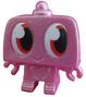 Nipper figure pearl pink