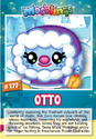 Collector card s10 otto