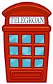 Telegroan Booth
