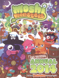 Official Annual 2014 cover