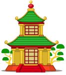 Ninjas Pagoda Pad
