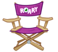 Roary's Director Chair
