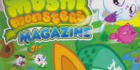 Moshi Monsters Magazine: Issue 56