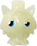 Gingersnap figure ghost white