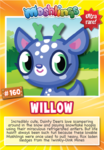 Collector card s9 willow