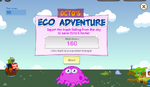Octo's Eco Adventure gameplay end