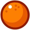 Moshi Cupcakes ingredient orange splat unused