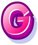 WallScrawl Alphabet - G