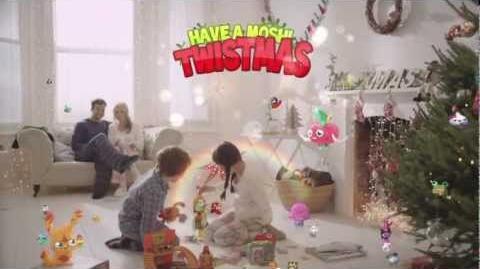 Moshi Monsters - Moshi Twistmas