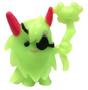 Big Bad Bill figure scream green