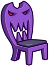 Scare Chair