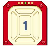 Space Station Door