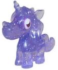 Gigi figure glitter purple