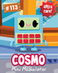 Countdown card s5 cosmo