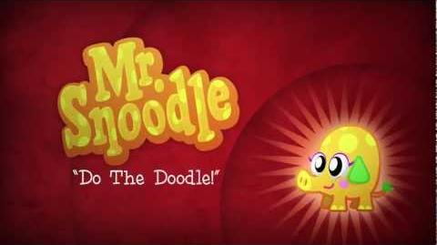 Moshi Monsters - Mr Snoodle - Do The Doodle