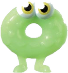 Oddie figure scream green