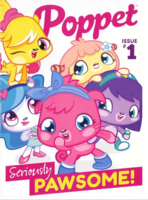 Poppet Magazine issue 1 cover front