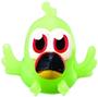 Tiki figure scream green