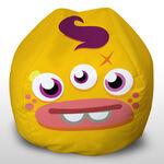 Squiff beanbag WOW
