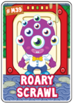 Collector card s7 roary scrawl