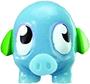 Mr Snoodle figure voodoo blue