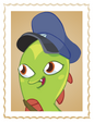 Mail Monster Stamp
