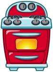 Happy Smiley Oven