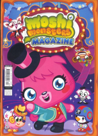 Magazine issue 57 cover front