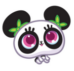 Baby shishi artwork