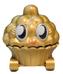 Cutie Pie figure gold