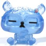 Waldo figure frostbite blue