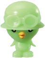 Peppy figure scream green