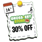 Gross-ery Store 30%