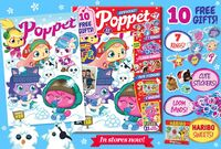 Poppet Mag issue 10 packaging