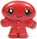 Hansel figure bauble red