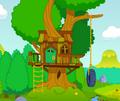 Tree House Style floor 1