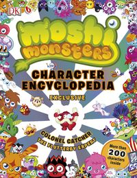 Character Encyclopedia cover
