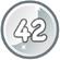 Level 42 icon