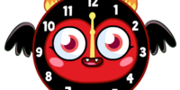 Diavlo Clock